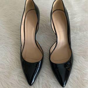 J. Crew Patent Leather Heels | Size 8.5